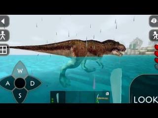 Survival Craft --- the Dinosaur Hunter
