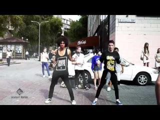 Уличные танцы, Киев, Крещатик (новое) часть 4 - Street Dance, Kiev, Khreshchatyk (new) part 4