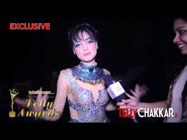 13th Indian Telly Awards special Beautiful Sanaya Irani speaks about her performance