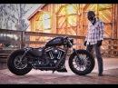 2013 Harley Davidson Custom Sportster Turn The Page