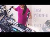 BOSS RC-505 - Live Looping by Nastya Maslova