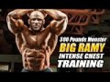 Big Ramy FULL Chest Workout For MASS At Oxygen Gym In Kuwait