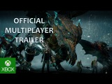 Scalebound / Gameplay трейлер