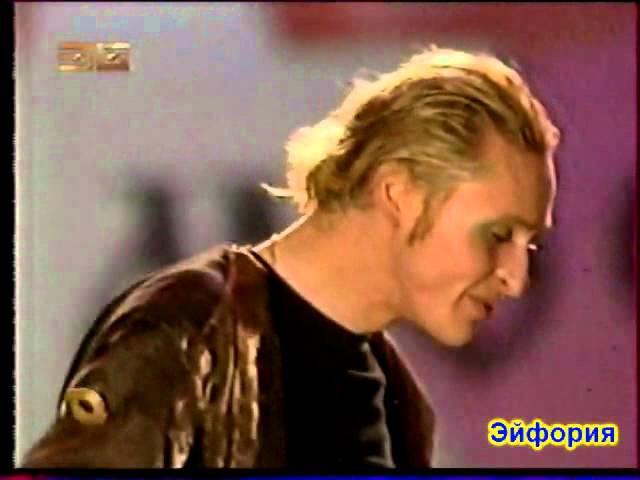 Шура Рябина и Ты не верь слезам Москва праздничная 1999