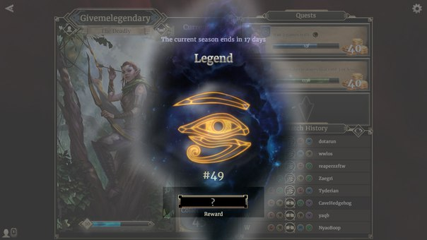 how to build a deck in elder scrolls legends