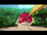 ЗЛЫЕ ПТИЧКИ - Angry Birds мультфильм - 1 сезон - 28 серия - День нападения - мультик