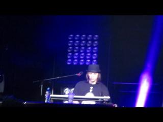 Three Days Grace, Moscow, 31.01.16/Dani Rosenoer -Имперский Марш