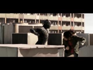 Зимний солдат против Черной пантеры в новом фрагменте из фильма