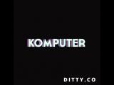 Ditty - Gasi komputer
