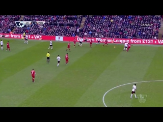 Футбол. Английская Премьер - лига 2015/16. 22 тур. Liverpool - Manchester United