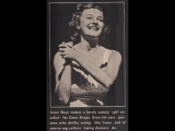Yes! My Darling Daughter - Gene Krupa his. Orch. w- Irene Daye (1940)