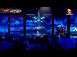 Костя Бочаров - Победитель шестого сезона - In The Shadows (The Rasmus) Х-фактор-6