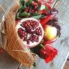 Фруктовые и овощные букеты ' Счастье есть! '