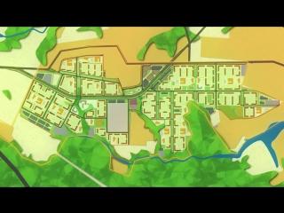 Пригород Лесное - первый ролик о проекте