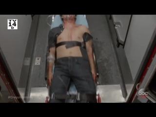 Анатомия страсти / Grey's Anatomy.13 сезон.Промо (2016) [HD]