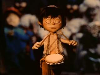 The Little Drummer Boy 1968 Full Movie in English Eng Animation Rankin Bass