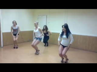 Танцули) немножко с тренировки!