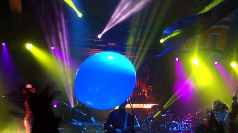Пикник - Королевство Кривых (Live Music Hall, 19.12.15)