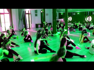 GROZA dance project. Dance intensive - 02