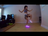 Dance in Led Shoes