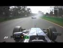 Авария Фернандо Алонсо на Формуле-1 в Австралии / Alonso-Gutierrez crash a racing incident - Formula 1