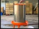 Садовая соковыжималка Hobbi Juice 65 литров в час