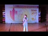 Ершов Ален (СВАО) с песней «Мое Метро» (номинация «Вокальный жанр»)