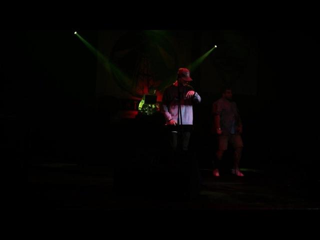 BACKFACE - Нет Сети (Hip-Hop фестиваль Я-Легенда Санкт-Петербург)
