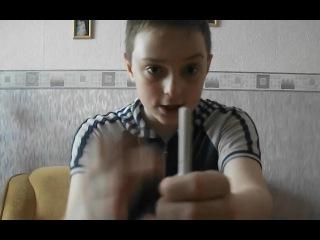 Санек: фокус с сигареткой (6 sec)