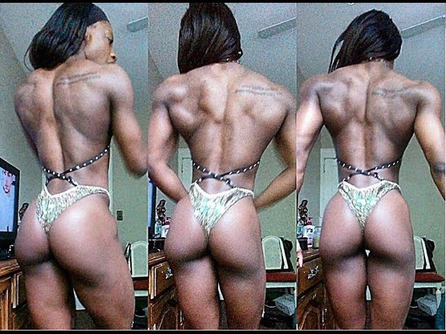 Shanique Grant Youngest IFBB Figure Pro A Woman with Fit Body is More than Just a Hot Body