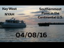 Key West, Southernmost Point in the Continental U.S., NYAH - 04/08/16 - Huntley Brothers