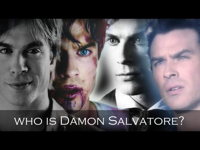 ● Who is Damon Salvatore ? (TRC)