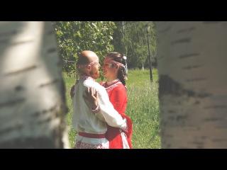 Русская свадьба. 11 июня 2018 года на Славянской ярмарке