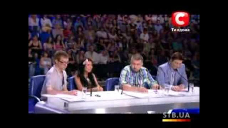 «The X-factor Ukraine» Season 2. Casting in Kharkov. part 1