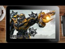 ИГРЫ НА WINDOWS ПЛАНШЕТЕ / Transformers: Rise of the Dark Spark / on tablet pc game playing test