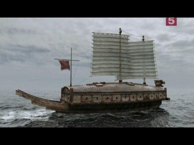 Древние морские инженеры.Тайны морских сражений.Древние открытия