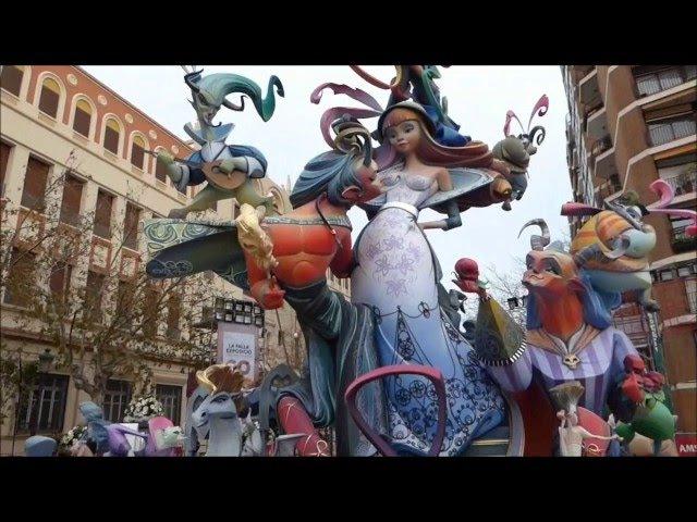 Fallas 2016 - Exposicion-Micer Masco