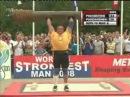 Мариуш Пудзяновский: самый сильный человек планеты