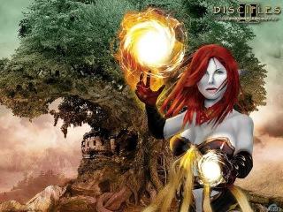 GameWorld 0129 Disciples 2 Возвращение Галлеана битвы Легионы Проклятых 02