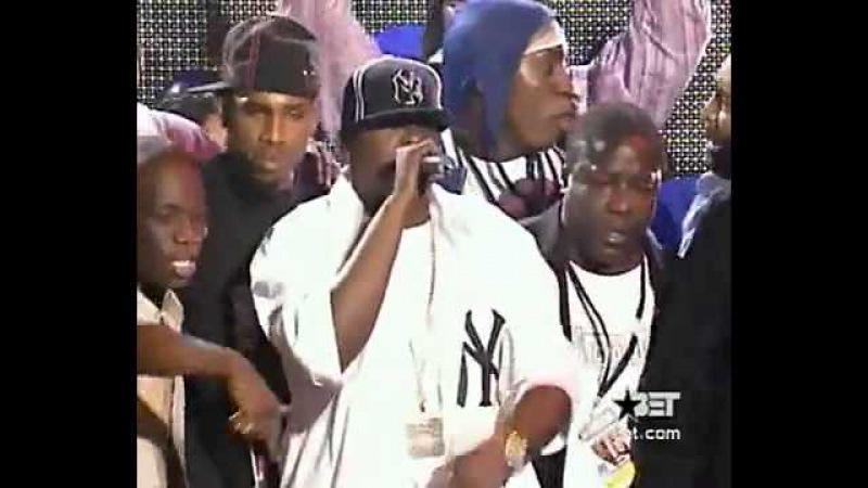 Ja Rule, Fat Joe, Lil Jon, Tego Calderon, Terror Squad Eve LIVE