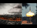 Пуск баллистической ракеты «Тополь»