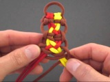 How to Make a Woven Snakebite Bar Paracord (Bracelet) by TIAT