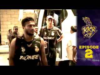 INSIDE KKR 2015 EP-2: KKR'S CELEBRATION AFTER BEATING MUMBAI INDIANS IN FIRST GAME