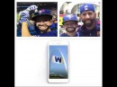 Mini Bautista and Jose Bautista lead off the latest Twitter TV commercial during World Series games