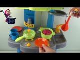 Детская кухня, игровой набор для девочек  childrens kitchen, play sets for girls