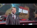 Jai Courtney at A Good Day To Die Hard UK Premiere at Empire Leicester Square on February 07, 2013 in London, England