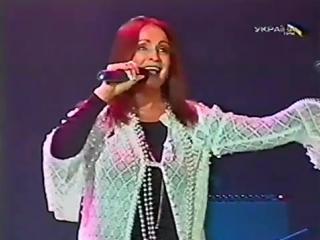 София РОТАРУ концерт ко Дню победы в Донецке 2004