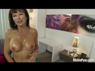 Oral sex mature moms