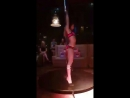 Miss pole dance Banana 2nd tour ракурс 2