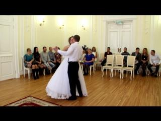 16 октября 2015 г. Свадебный фильм Антон и Александра